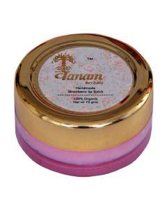 Vanam Herbals Pure Organic Lip Scrub Strawberry - 10 gm