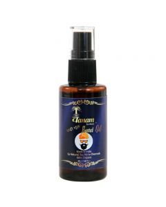 Vanam Herbals Men's Beard Growth Hair Oil Organic & Natural - 50 ml