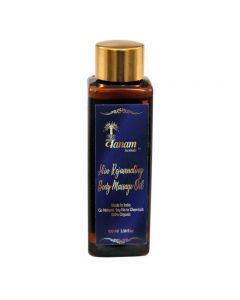Vanam Herbals Body Massage Oil - Joint Pain Reliver - Muscles Pain Reliver Organic & Natural - 100 ml