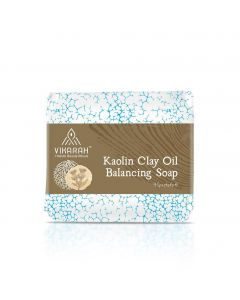 Vikarah Kaolin Clay Oil Balancing Soap