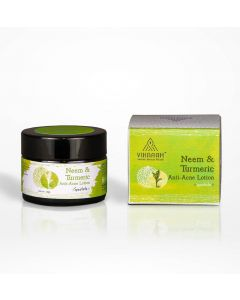 Vikarah Neem & Turmeric Anti-Acne Lotion 30g