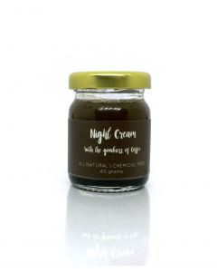 Vishisht Lifestyle Natural Coffee Night Cream 40gm
