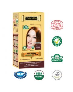 Indus Valley Botanical Walnut Blonde Hair Color