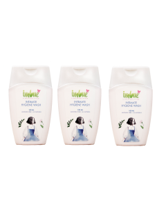 Imbue All Natural Intimate Hygiene Wash 100 ml (Pack of 3)
