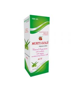 Mukti Gold Aloevera Lotion 50gm