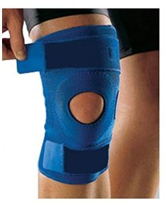 Witzion Functional Knee Support Knee Stabilizer Knee Brace Blue Small