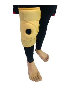 Witzion Functional Knee Support Knee Stabilizer Knee Brace Beige Small