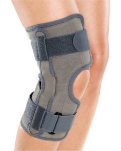 Witzion Functional Knee Support Knee Stabilizer Knee Brace Grey Small