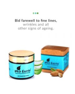 Wild Earth Anti Aging Face Cream 50 gm