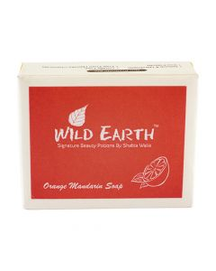 Wild Earth Exotic Orange Mandarin Soap 100 gm