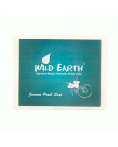 Wild Earth Refreshing Jasmine Peach Soap 100 gm