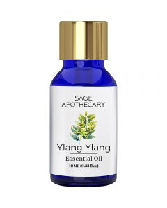Sage Apothecary Ylang-Ylang Essential Oil - 10ml