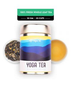 Udyan Tea Yoga Tea Tin 50 g