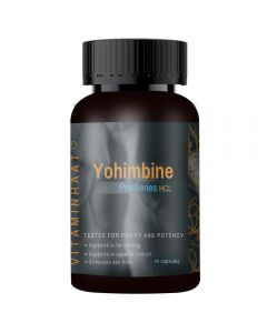 Vitaminhaat Yohimbine Pro-series HCL 5.0 mg 90 Capsule