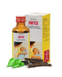Zandu Infee Syrup 100ML