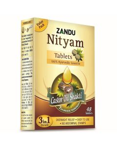 Zandu Nityam 12 tablet pack of 1