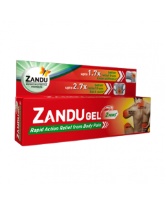 Zandu Pain Relief Gel 15ml