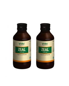 Zeal Cough Syrup 100ml (Pack of 2)