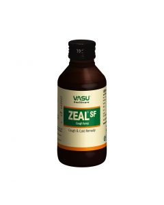 Zeal SF Cough Syrup 100ml