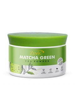 Zevic 100% Natural Matcha Green Tea Powder - 100 gm