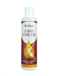 Zidaa Herbal Joint Care, Pain Relief Oil for Bone & Joint Health - 100ml