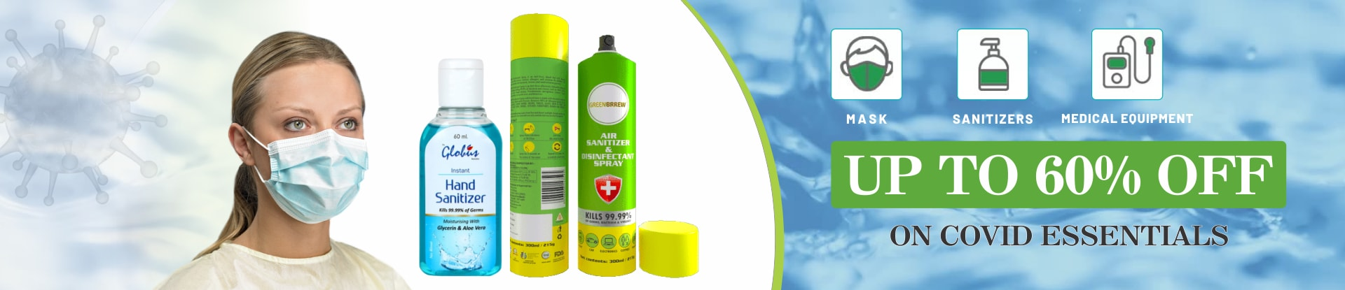 Buy Best Covid care Product Online
