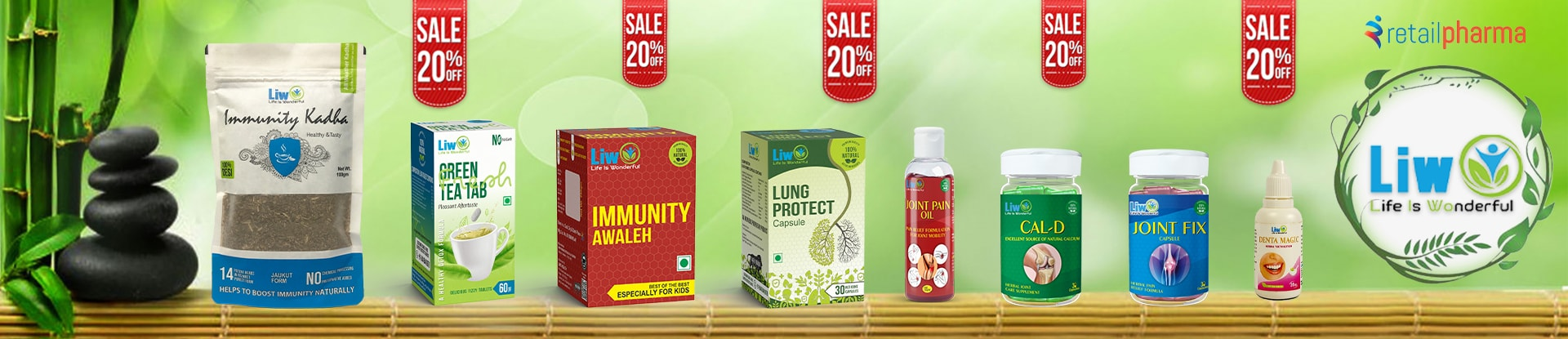 Shop Liwo Health care Product at Retail Pharma
