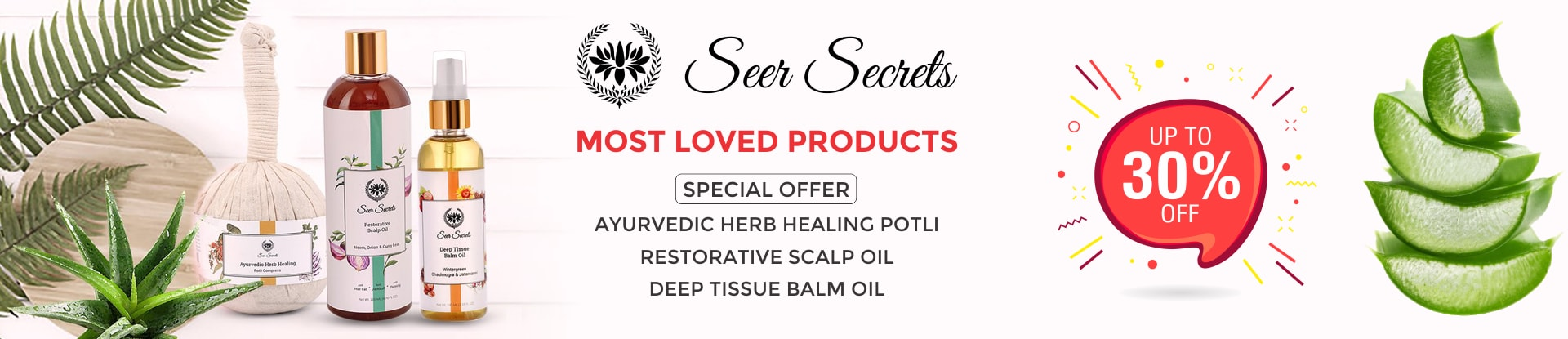 Shop Seer Secrets Product at Retail Pharma